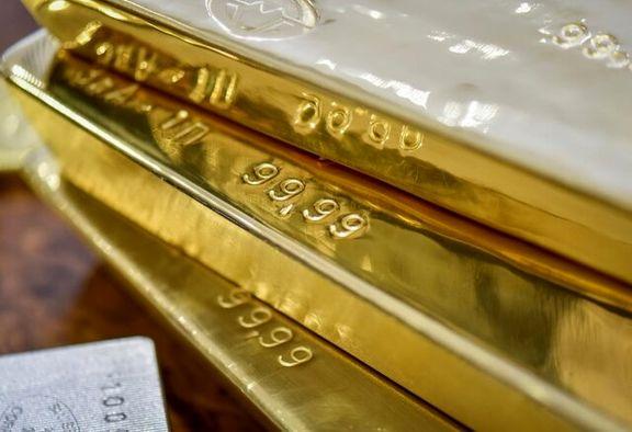 قیمت طلای جهانی اقزایش یافت/ هر اونس به ۱۲۹۷.۹۵ دلار رسید