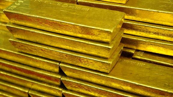 قیمت طلا در بازار جهانی با تنش میان آمریکا و چین کاهش یافت