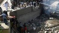 تعداد جان باختگان سقوط هواپیمای مسافربری پاکستان به ۹۰ نفر رسید