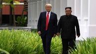 دیدار رهبر کره شمالی و ترامپ در مرز دو کره