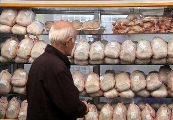 مرغ بازم هم گران شد/  هر کیلو ۱۵ هزار تومان