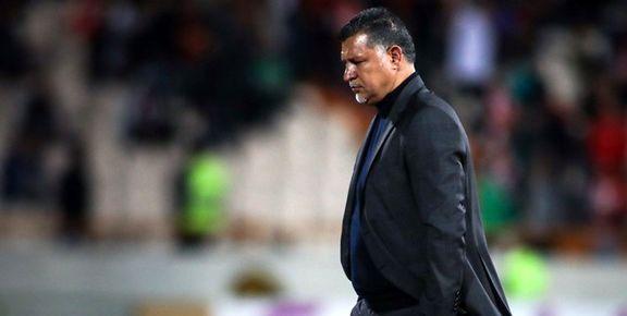 علی دایی: صلاحیت من برای مربیگری تیم ملی ایران را رد کردند