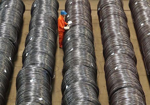 صادرات ورق گرم فولادی در ۱۰ ماهه امسال به ۴۷۶ هزار تن رسید