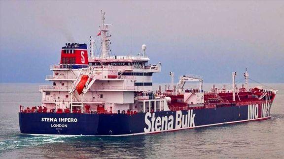 ملوانان نفتکش انگلیسی تهران را ترک کردند
