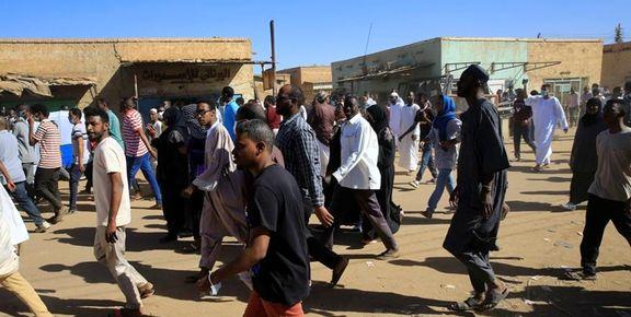 تظاهرات گسترده سودانی ها در چند شهر / معترضان خواستار کنار رفتن دولت هستند