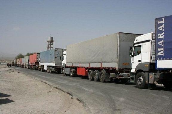دورخوردن ایران در ترانزیت کالا از کشورهای همسایه/ اُفت 80درصدی ترانزیت جادهای، ریلی و دریایی
