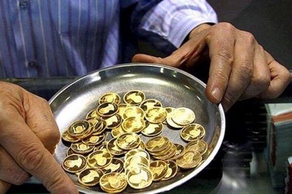 قیمت سکه کاهشی شد/هر سکه 16 میلیون و 100 هزار تومان