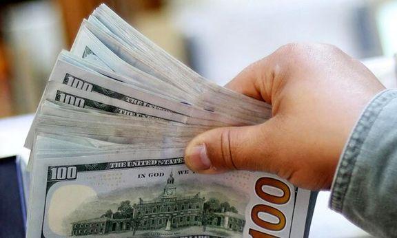 قیمت دلار با افزایش عرضه در بازار کاهش یافت