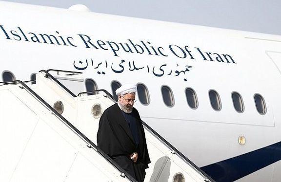 حسن روحانی روز پنجشنبه به دعوت رسمی پوتین راهی سوچی می شود