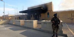به صدا درآمدن آژیر خطر در سفارت آمریکا در عراق
