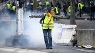 اعتراضات جلیقه زردها دوباره وضعیت فرانسه را بهم ریخت