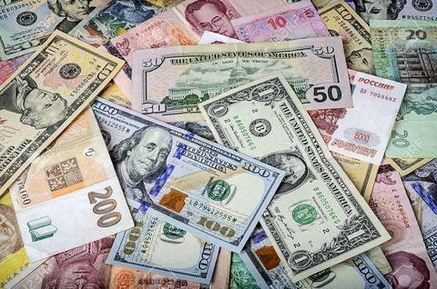 نرخ رسمی ۳۴ ارز افزایش یافت