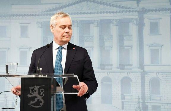 نخستوزیر فنلاند استعفا داد