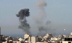 حملات هوایی رژیم صهیونیستی به غزه / مجروح شدن چهار فلسطینی در حملات هوایی