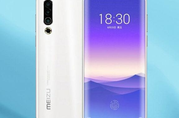 مشخصات و طراحی ظاهری گوشی Meizu 16s Pro  فاش شد