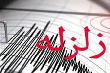 وقوع زمین لرزه 5.2 ریشتری در شهرستان دوگنبدان