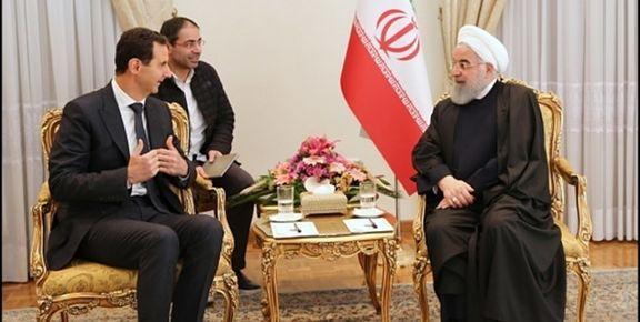 حسن روحانی احتمالا عازم سوریه خواهد شد