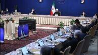 حسن روحانی: قیمت دلار در صورت آزادی منابع ایران به 15 هزار تومان میرسد