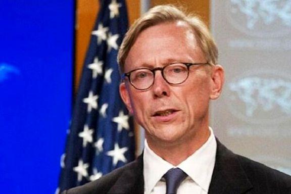 برایان هوک:  هدف آمریکا از تقویت نظامی در منطقه مقابله با ایران است