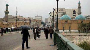 نخست وزیر عراق از آمادگی برای بازسازی بغداد خبر داد