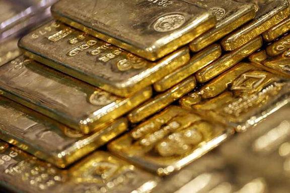 انگلستان در ماه ژانویه بیش از ۹۰ درصد از صادرات طلای روسیه را خرید