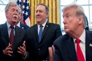 ترامپ به مقامات آمریکا دستور داد از اظهارنظر تند علیه ایران عقبنشینی کنند