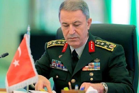 مواضع تروریستها در شرق فرات هدف حملات ارتش ترکیه قرار می گیرند