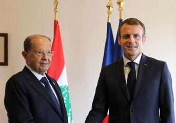 واکنش مکرون به شکلگیری دولت جدید لبنان