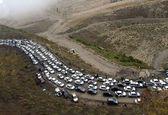 جاده هراز جمعه و شنبه 30 و 31 خرداد یک طرفه میشود
