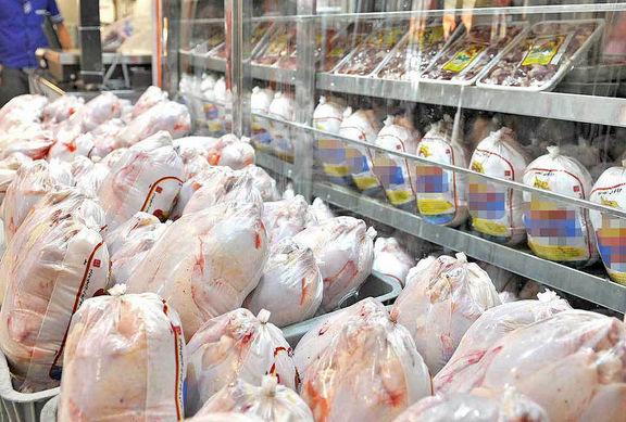 قیمت مرغ به 14 هزار و 200 تومان رسید