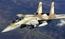 جنگندههای اسرائیل بر فراز لبنان به پرواز در آمدند