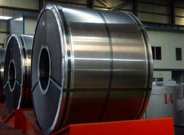 کاهش 7 درصدی قیمت سنگ آهن و افزایش قیمت ورق سرد فولادی خلیج فارس