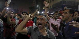 بازداشت 650 نفر در جریان اعتراضات مصر