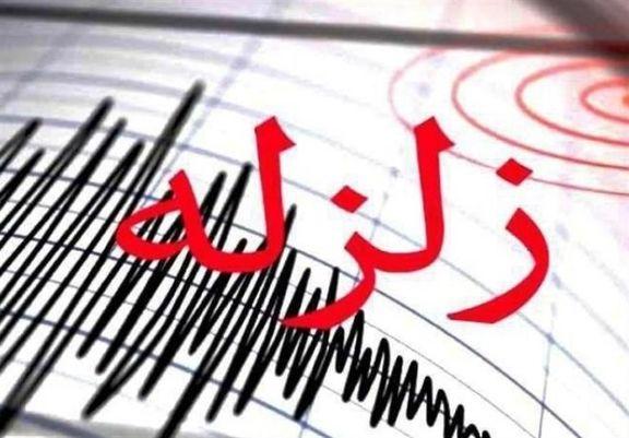 زلزله 4.8 ریشتری در ایذه / چند منزل روستایی ترک خوردند