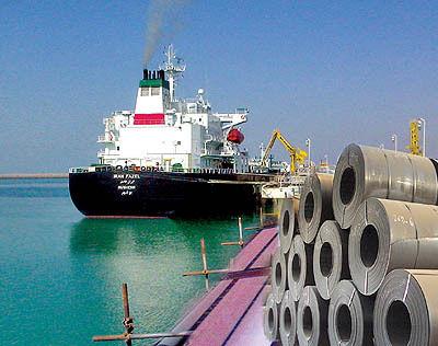 اجازه صادرات فولاد فقط به تولیدکنندگان داده میشود