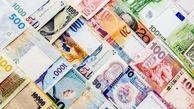 بانک مرکزی نرخ رسمی تمامی ارزها را بدون تغییر اعلام کرد