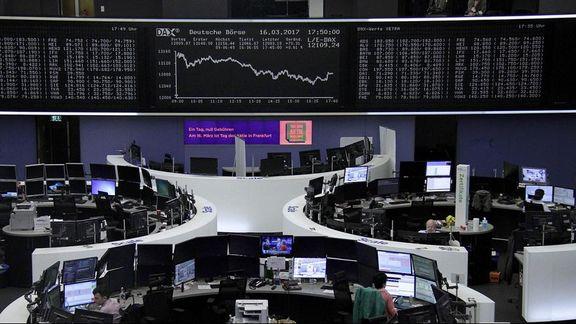 شاخص های بورس اروپا دیروز در مدار صعود قرار گرفتند