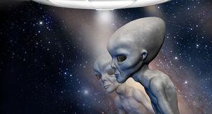 اثبات بازدید آدم های فضایی از زمین!
