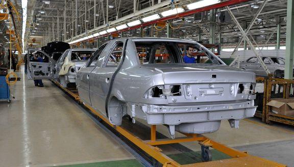 خودروسازان در نیمه اول سال پنج هزار میلیارد تومان ضرر کردند / احتمال توقف تولید خودرو