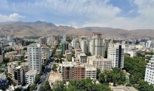 کاهش 18 درصدی قیمت مسکن در پنج منطقهی تهران