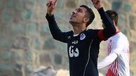 یک فوتبالیست ایرانی بر اثر تصادف از دنیا رفت