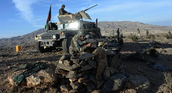 پایگاههای داعش در شرق افغانستان  منهدم شد