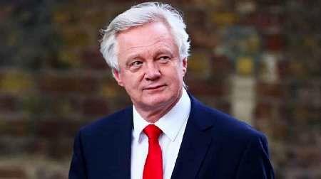 استعفای وزیر بریگزیت انگلیس