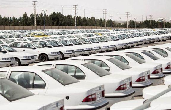 اخرین وضعیت بازار خودرو/ قیمت برخی خودروها ۱۵ تا ۲۰درصد کاهش یافت