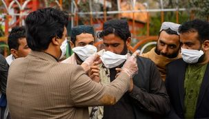 پاکستان هم درگیر کرونا شد