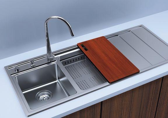 فهرست قیمت انواع سینک ظرفشویی ایرانی