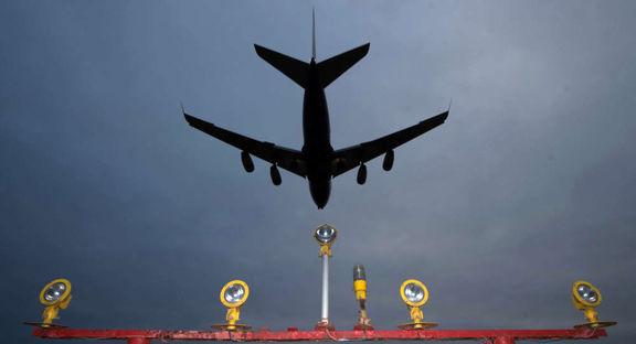 مقامهای هندی خواهان تغییر مسیر پرواز هواپیماهای مسافربری