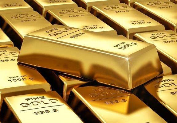 طلا به بالاترین حد خود در یک هفته گذشته رسید
