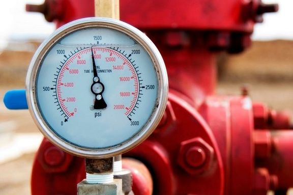 آغاز صادرات گاز به عراق