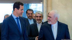 اهداف سفر  ظریف به سوریه چه بود؟